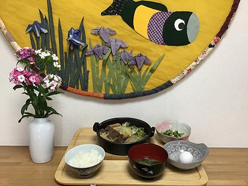 すき焼き③